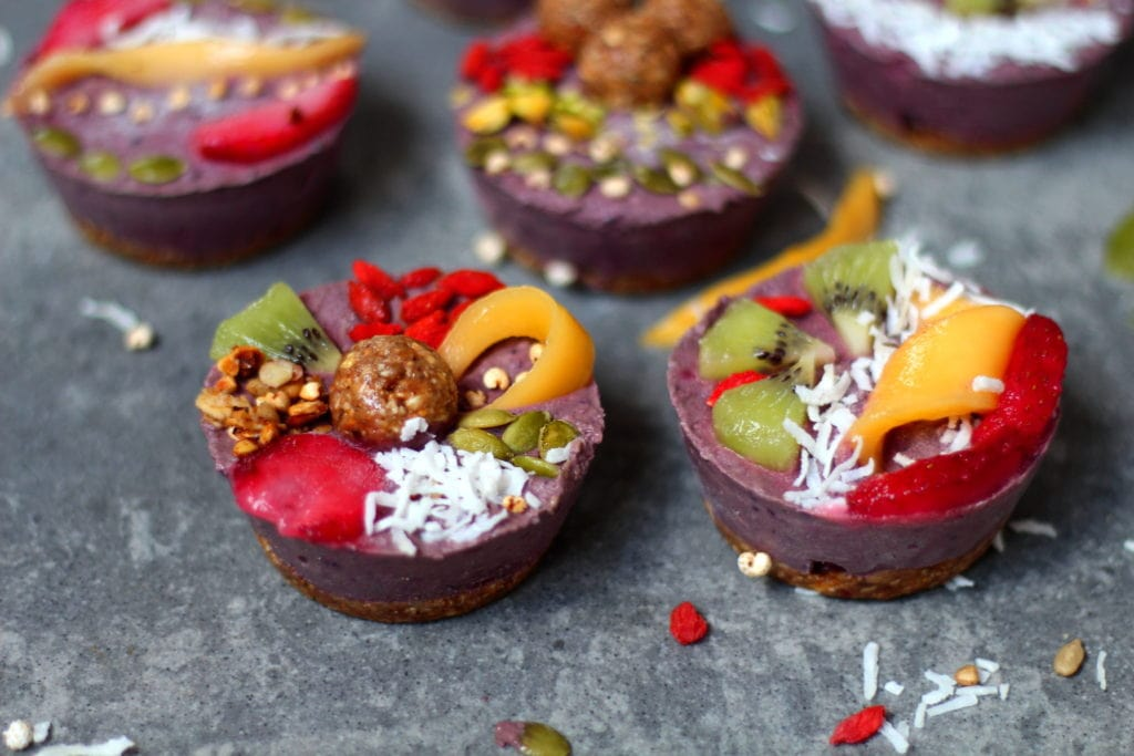 acai bowl cheesecakes 3